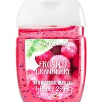 PocketBac Sanitizing Hand Gel Frosted Cranberry