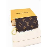 LV Louis Vuitton Fashion Small Bag Change purse key bag