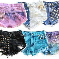 Custom Spiked or Studded Clothing