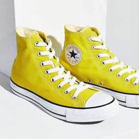 Converse Fashion Canvas Flats Sneakers Sport Shoes Yellow G
