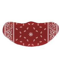 """Paisley Red"" Facemasks (2 PACK)"