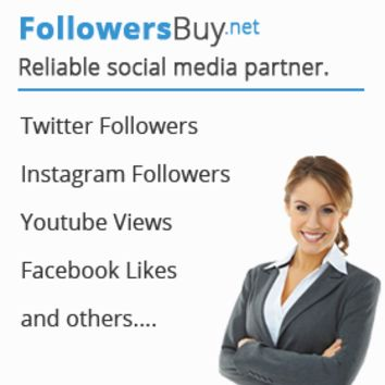 Buy Instagram Followers - Twitter Followers - Instagram Likes in cheap