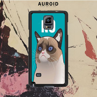 Cactus The Cranky Cat Samsung Galaxy Note 4 Case Auroid