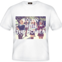 ROLLIN WITH THE HOMIES TEE - PREORDER