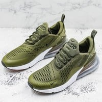 """Nike Air Max 270 """"Medium Olive"""" Running Shoes - Best Deal Online"""