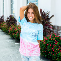 All American Ombre Tee