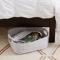 Metallic Woven Underbed Storage