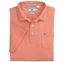 Channel Marker Polo in Nectar by Southern Tide