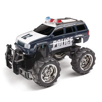 Fast Lane RC 1:16 Scale Emergency Vehicle - Police SUV
