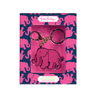 Keychain with USB Flash Drive - Lilly Pulitzer