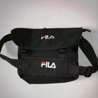 FILA backpack casual bag student backpack