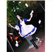 Alice Madness Halloween Costumes