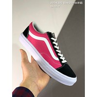 VANS SALT WASH STYLE cheap mens and womens Fashion Canvas Flats Sneakers Sport Shoes