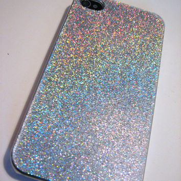 iPhone 6 iPhone 5s iphone 4/4s cover  case  Iphone Cover Accessories Cell Phone real glitter