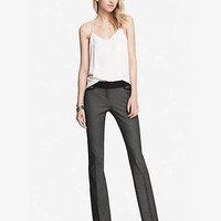 Low Rise Barely Boot Columnist Pant