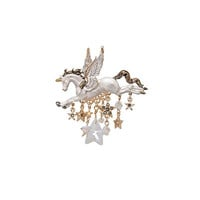 UNICORN BROOCH