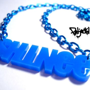 NEW STYLE SHINee Bling Bling Necklace