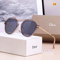 DIOR Fashion New Polarized Women Men Sun Protection Glasses Eyeglasses 5#