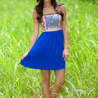 All Eyes On You Dress