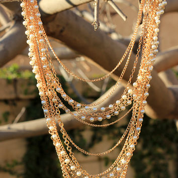 Pearl & Shine Necklace