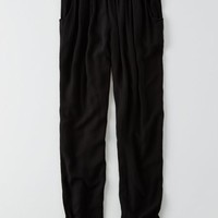 Don't Ask Why Soft Jogger Pant , Washed Blue   American Eagle Outfitters