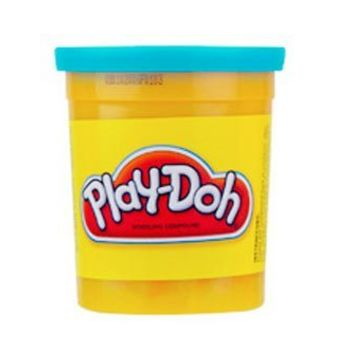 Playdoh Single Can Assortment - Bright Blue