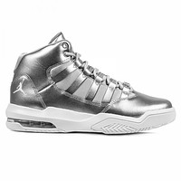 Jordan Max Aura SE GS Silver Metallic AV5175 040 Grade School Kids Sizes