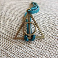 Deathly Hallows Bracelet from Mystigail Adornments