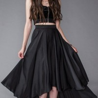 A Haunting Skirt