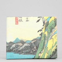 DYNOMIGHTY Hiroshige Wallet - Urban Outfitters