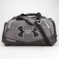 Under Armour Undeniable Duffle Bag Gray One Size For Men 26834311501