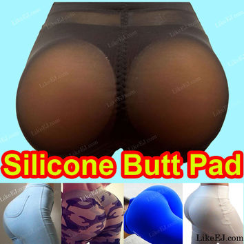 Butt Pad Silicone Buttocks Pads Butt Enhancer body Shaper Panty Tummy Control Girdle