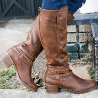 The Salvatore Tall Boot