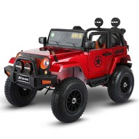 Four-wheel drive kids electric cars children electric car ride on 1-5 years riding toy off-road vehicle with Pneumatic wheel