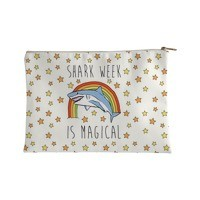 SHARK WEEK IS MAGICAL ACCESSORY BAG