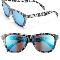 Men's Blenders Eyewear 'Snow Leopard - L Series' 69mm Mirrored Sunglasses