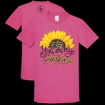 Southern Couture Soft Collection You Are My My Sunshine T-Shirt