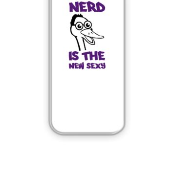 dope handduck nerd sexy - iPhone 5&5s Case