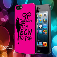 Cheers Cheerleader Bow To Toe Cover for iPhone, Samsung, iPod, Blacberry, htc and sony Case