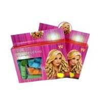 Hair Rollers - High-speed Changing Hair Curlers Styling Rollers (2 Packs of 16 Hair Rollers)
