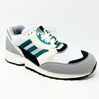 Adidas Equipment Running Cushion 91 White Green Black M25762 Mens Sneakers