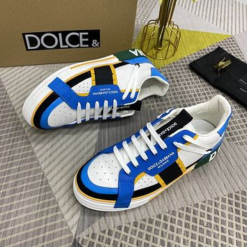 DG 2021 Men Fashion Boots fashionable Casual leather Breathable Sneakers Running Shoes10140cc