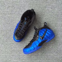Nike Air Foamposite Pro Blue Sneakers