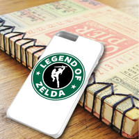 Green Black Legend Of Zelda Costum Logo iPhone 6 Plus | iPhone 6S Plus Case