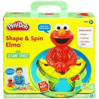 Play-Doh Elmo Shape and Spin Playset