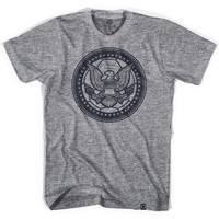 USA Eagle Soccer Ball T-shirt