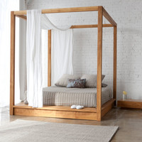 pch series canopy bed / beds