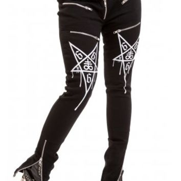 HEARTLESS OCCULT PANTS