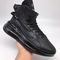 HCXX 19Sep 697 Nike Air Max 720 Satrn Hight Breathable Sneakers Knit Casual Fashion Basketball Shoes