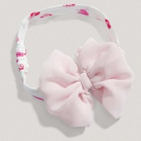 Girls Bow Headband